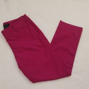 WHBM Perfect Form Slim Ankle Pants
